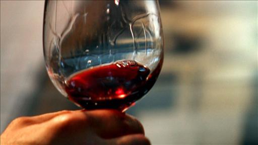 lágrimas vinho