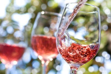 Rosé Tipos de Vinho