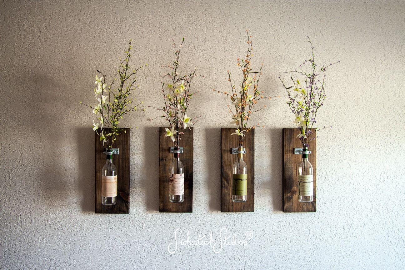 Home Decor Stuff For Cheap Artesanato Com Garrafa De Vinho 6 Id 233 Ias Incr 237 Veis