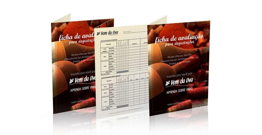 Download: Ficha de Avaliação de Vinhos