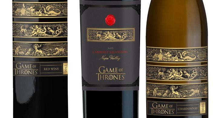 Game of Thrones terá vinho oficial em 2017 e game of thrones