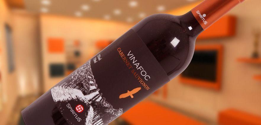 Vinafoc Spiritus Cabernet Sauvignon 2011