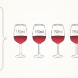 Quantas Pessoas Uma Garrafa de Vinho Serve