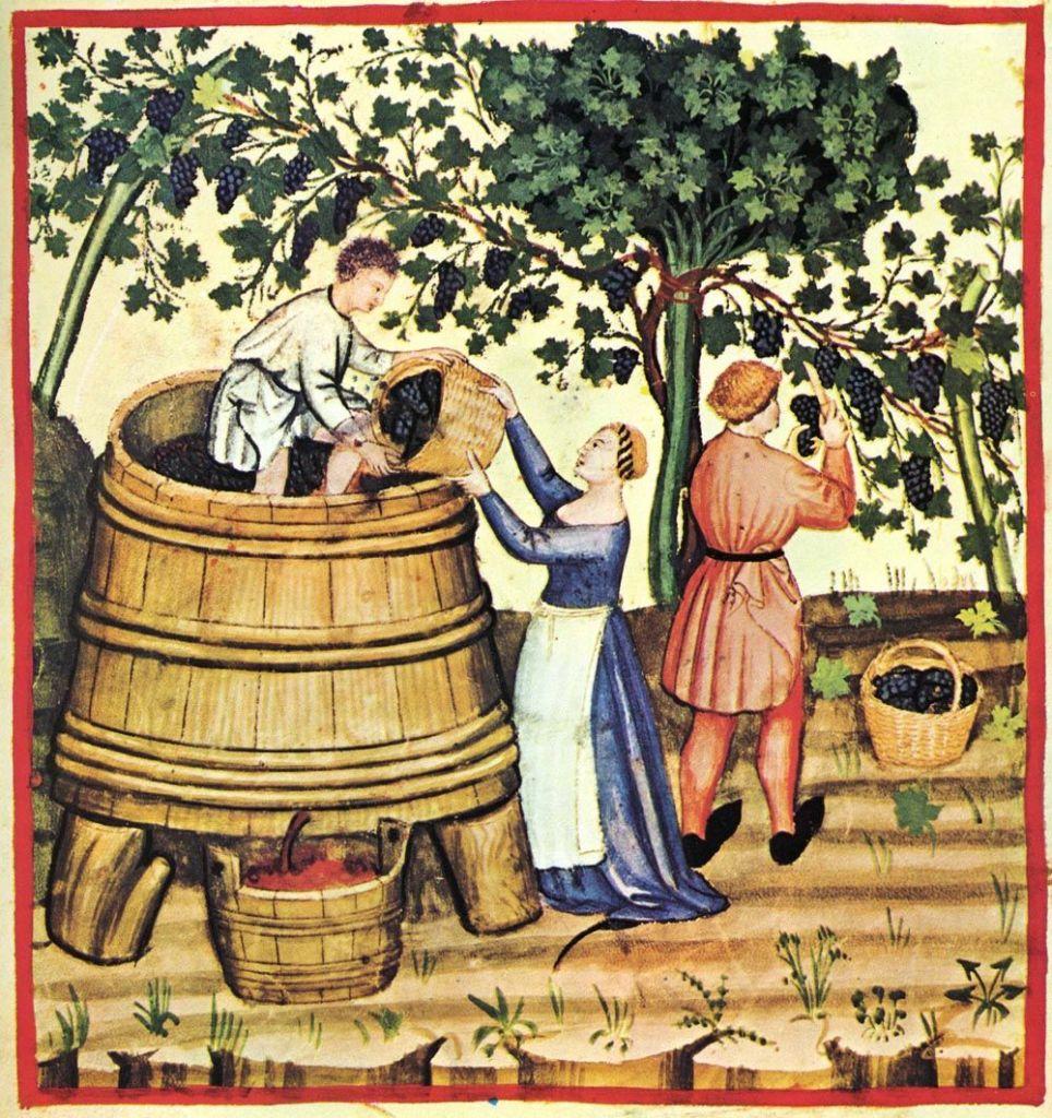 O vinho na história do mundo (para 8 civilizações antigas)