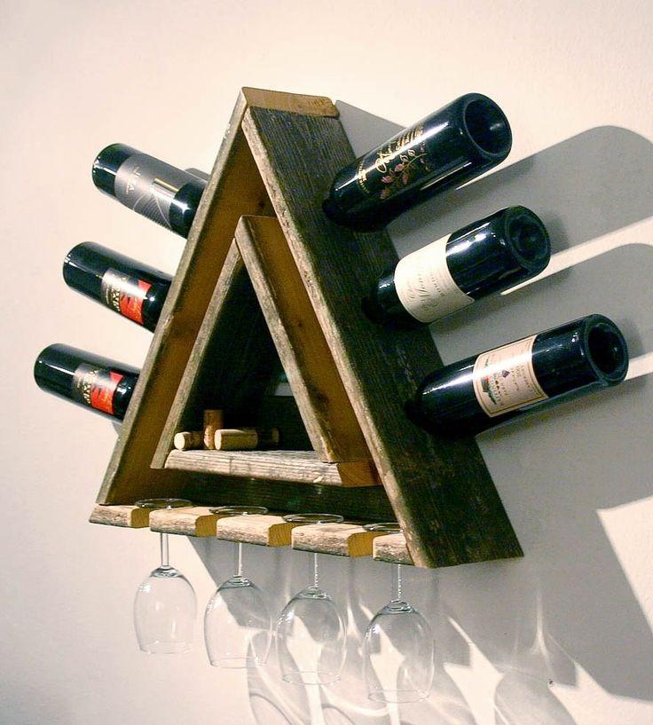 Adega De Madeira Para Vinho 23 Modelos Criativos Vem Da Uva