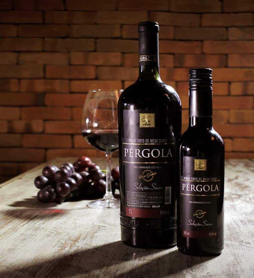 004ebfd7b Vinho Pérgola  Tudo Sobre o Vinho Nacional Mais Famoso! ⋆ Vem da Uva