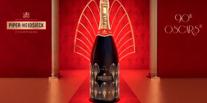 Conheça o Champagne oficial do Oscar 2018