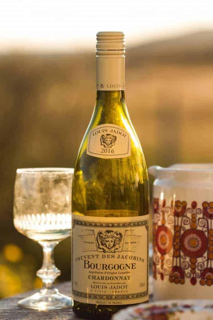 vinho chardonnay frances