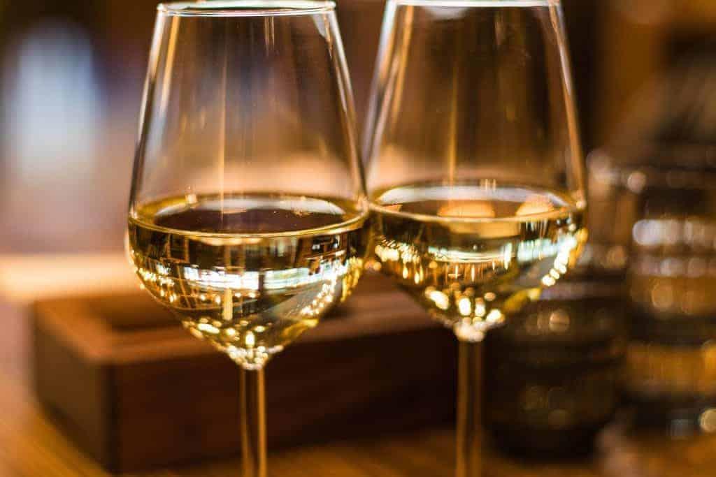 vinho chardonnay